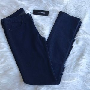 Uniqlo Blue Skinny Fit Jeans NWT